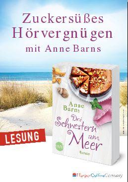 Anne Barns Zuckersüßes Hörvergnügen